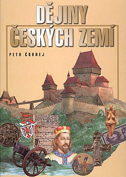 Dějiny českých zemí obálka knihy