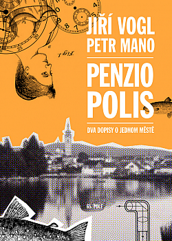 Penziopolis obálka knihy