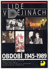 Období 1945-1989 obálka knihy