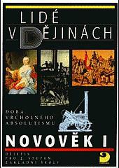 Novověk I. obálka knihy