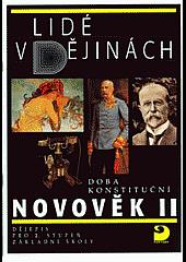 Novověk II. obálka knihy