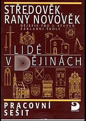 Středověk Raný novověk - pracovní sešit obálka knihy