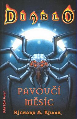 Pavoučí měsíc obálka knihy