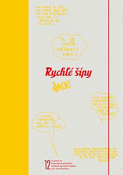 Rychlé šípy – Komiksové plakáty obálka knihy
