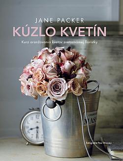 Kúzlo kvetín obálka knihy