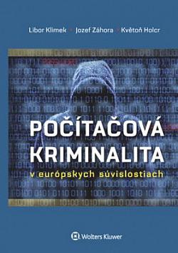 Počítačová kriminalita obálka knihy