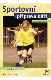 Sportovní příprava dětí obálka knihy