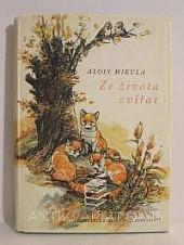 Ze života zvířat obálka knihy