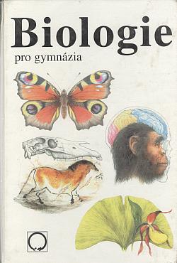 Biologie pro gymnázia obálka knihy