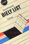 Biely list