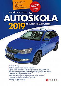 Autoškola 2019 - Pravidla, značky, testy