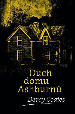 Duch domu Ashburnů obálka knihy