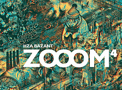 ZOOOM 4 - Hza Bažant obálka knihy