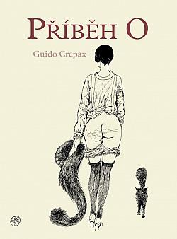 Příběh O (komiks) obálka knihy