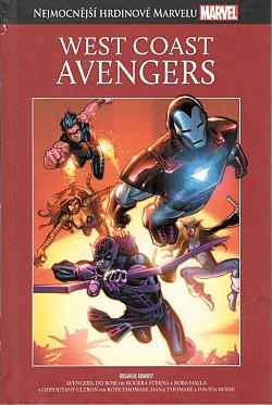West Coast Avengers obálka knihy
