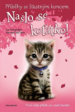 Našlo se koťátko! obálka knihy