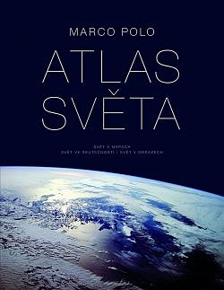 Atlas světa obálka knihy