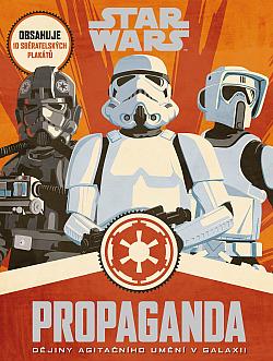 Star Wars: Propaganda obálka knihy
