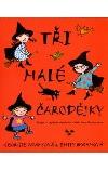 Tři malé čarodějky obálka knihy