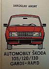 Automobily Škoda 105/120/130 Garde-Rapid
