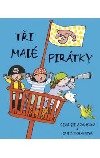Tři malé pirátky obálka knihy