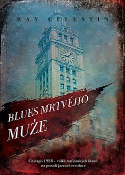 Blues Mrtvého muže obálka knihy