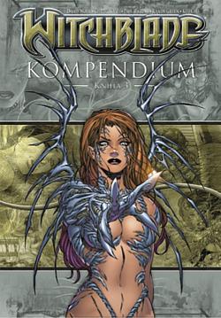 Witchblade Kompendium: Kniha 3 obálka knihy