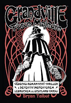Grandville 5: Force Majeure obálka knihy
