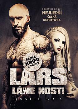 Lars láme kosti obálka knihy