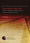 Eduard Winter 1896-1982. Zpráva o originalitě a přizpůsobení se sudetoněmeckého historika
