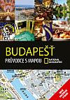 Budapešť - průvodce s mapou