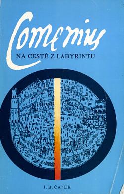 Na cestě z labyrintu obálka knihy
