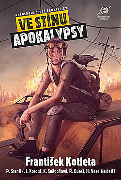 Ve stínu apokalypsy obálka knihy