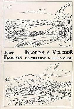 Klopina a Veleboř obálka knihy