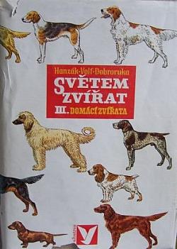 Světem zvířat III.: Domácí zvířata obálka knihy