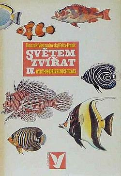 Světem zvířat IV.: Ryby, obojživelníci, plazi obálka knihy