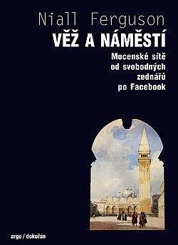 Věž a náměstí obálka knihy