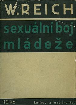 Sexuální boj mládeže obálka knihy