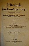 Přírodopis technologický, ku prospěchu mládeže občanských, průmyslových, jakož i vyšších tříd dívčích a národních škol. II. Rostli