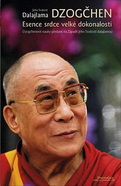Dzogčhen: Esence srdce velké dokonalosti obálka knihy