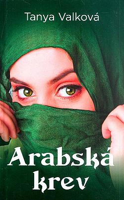 Arabská krev obálka knihy
