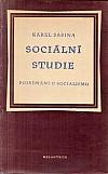Sociální studie: Pojednání o socialismu