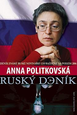 Ruský deník obálka knihy