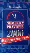 Nemecký pravopis 2000