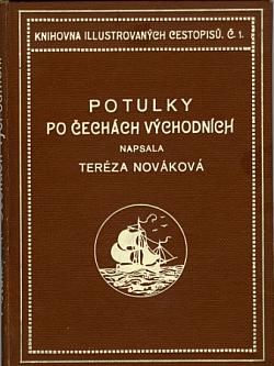 Potulky po Čechách východních obálka knihy