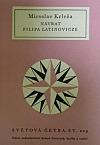 Návrat Filipa Latinovicze obálka knihy