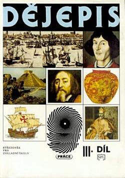Dějepis středověk pro základní školy (3. díl) obálka knihy