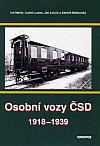 Osobní vozy ČSD 1918-1939