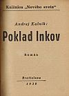Hľadanie pokladu Inkov - slovenská detektívka z roku 1939