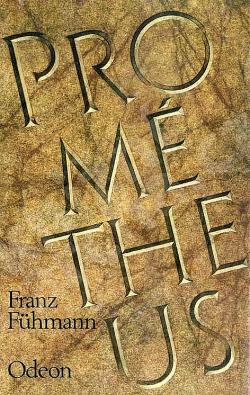 Prométheus obálka knihy